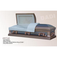 American Style Metal Coffin (18077140)
