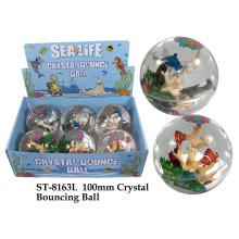 Kristall Wasser Bounce Ball Spielzeug
