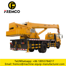 Dongfeng Chassis Truck Crane for Sale