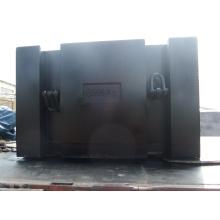 Вес чугунного литья 8 тонн