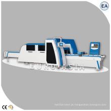 Máquina de puncionamento e corte de barra CNC
