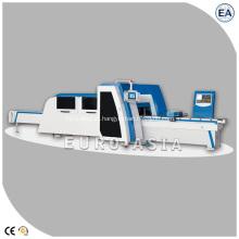 Máquina CNC para puncionar e cortar barramentos