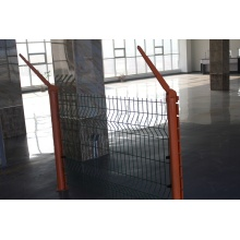 4MM 50X200MM Airport Protecting Fence