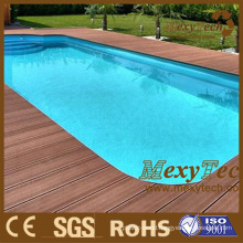 Water and Mould Proofing, WPC Decking for Swimming Pool.