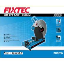 Cortador moderno 2000W de la sierra cortó la máquina de la sierra / del corte