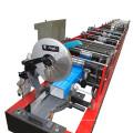 Rodillo de Downspout de acero que forma la máquina