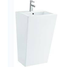 Сантехника керамическая ванная комната мытье руки пьедестал таз