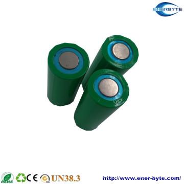 Batería de litio de una sola célula 18650