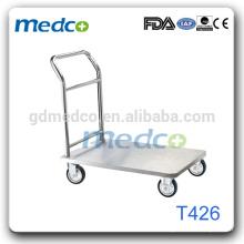 Chariot d'hôpital, prix du chariot à main T426