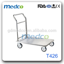 T426 Medical tool trolley hospital emergency trolley
