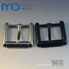 Silver Belt Buckle Custom Metal Belt Pin Buckles