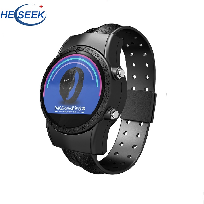 OEM Realtime Tracking Watch GPS Watch Telephone GSM