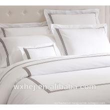 Hotel Cotton Plain Textiles Hotel Bed Linen