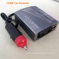 DC12V/24V Car Slim Design Power Inverters 150watt AC220V