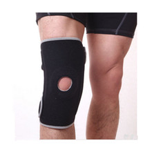 Popular Adjustable Neoprene Knee Support Brace for Sports