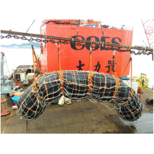 Полностью закрытые подводные воздушные мешки с воздушной подушкой