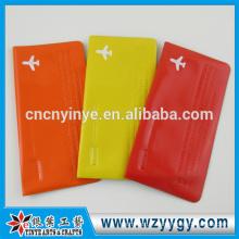 porte-passeport en cuir d'unité centrale