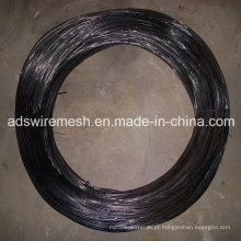 Fábrica do serviço bom produziu o fio recozido preto