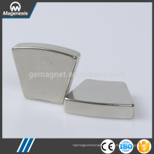 Factory supply import grade permanent neodymium monopole magnet