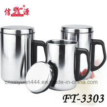 Stainless Steel Vacuum Cup (FT-3303)