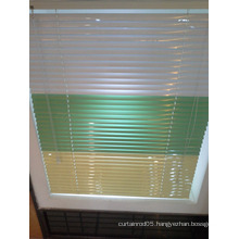 Electric Motorized Aluminum Venetian Blind Semi-Automatic Roller Curtain