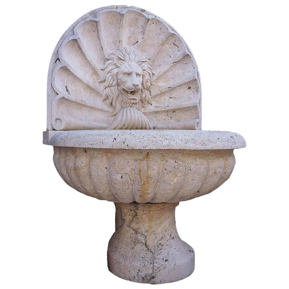 Stone Carved Hand Basin