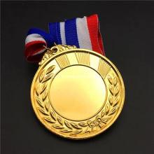 Médaille faite sur commande en métal faite sur commande de gravure de 60mm