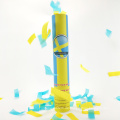 Neues Produkt Confetti Shooter für Festival Celebration mit Multi-Color-Slip