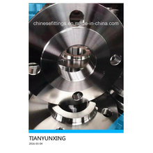 ANSI B16.5 Stock Finished Stainless Steel Slip on Flange