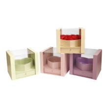 Heart-shaped Drawer Perfume Birthday Box