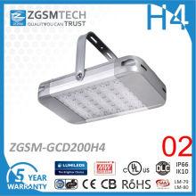 Luz alta barata da baía do diodo emissor de luz 200W com sensor de movimento IP66