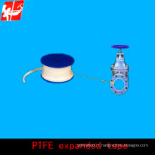 graphite ptfe expanding tape for machine seal, white tape