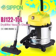Aspirador a vácuo e a seco BJ122-15L 1400W