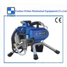 Machine Airless de pulvérisation de puissance de pompe à piston (EP310)