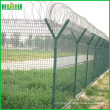 358 Securoty Fence Prison Mesh / Anti Climb Fence / Airport Fencing