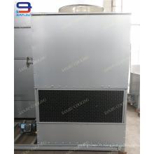 Débit de compteur de circuit fermé Super Ton de 15 tonnes GTM-3 Équipement de traitement de l'eau de haute qualité Mini refroidisseur de tour