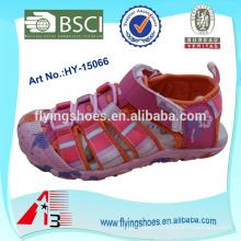 Nova Moda Alta Qualidade Sandálias Crianças Sapatos