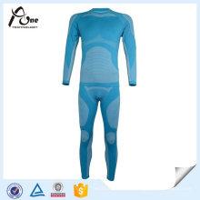 Ropa deportiva de los hombres Active Wear Ropa interior transpirable de los deportes al aire libre sin costura