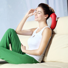 Factory supplied for China Neck Massagers,Shiatsu Neck Massager,Vibrating Neck Massager,Electric Neck Massager Manufacturer Hot sale Shiatsu neck massage pillow export to Saint Kitts and Nevis Wholesale