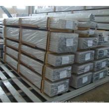 Tube en aluminium 6061 t6