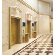Mrl Commercial Gearless Vvvf Passenger Home Elevador Hotel