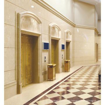 Mrs Commercial Gearless Vvvf Passagier Home Aufzug Hotel