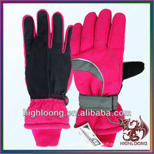 Best selling and fashion heated ski gloves
