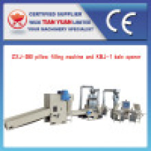 Complete Set Fiber Pillow Filling Production Line