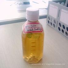Boisson au jus de pomme en Chine avec standard Brc