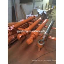 Cilindro hidráulico del excavador del cubo del brazo del brazo de la fuente profesional para Doosan DH55 DH60 DH150 DH220 DH280 DH300