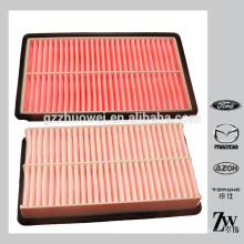Luftfilter Hersteller Japanische Auto Luftfilter Für Mazda 3, Mazda 5 LF50-13-Z40
