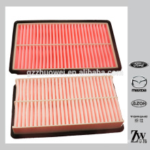 Air Filter Manufacturer Japanese Car Air Filter For Mazda 3 , Mazda 5 LF50-13-Z40