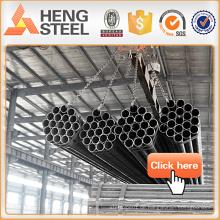 Tianjin Stahlrohr Fabrik Produktion Ms Rohr Gerüst Material
