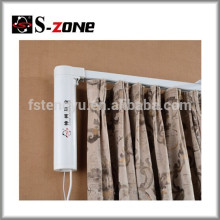 Motorized Curtain Track For Housing Villas Hotel Automatic Curtain Track Remote Control Curtain Track